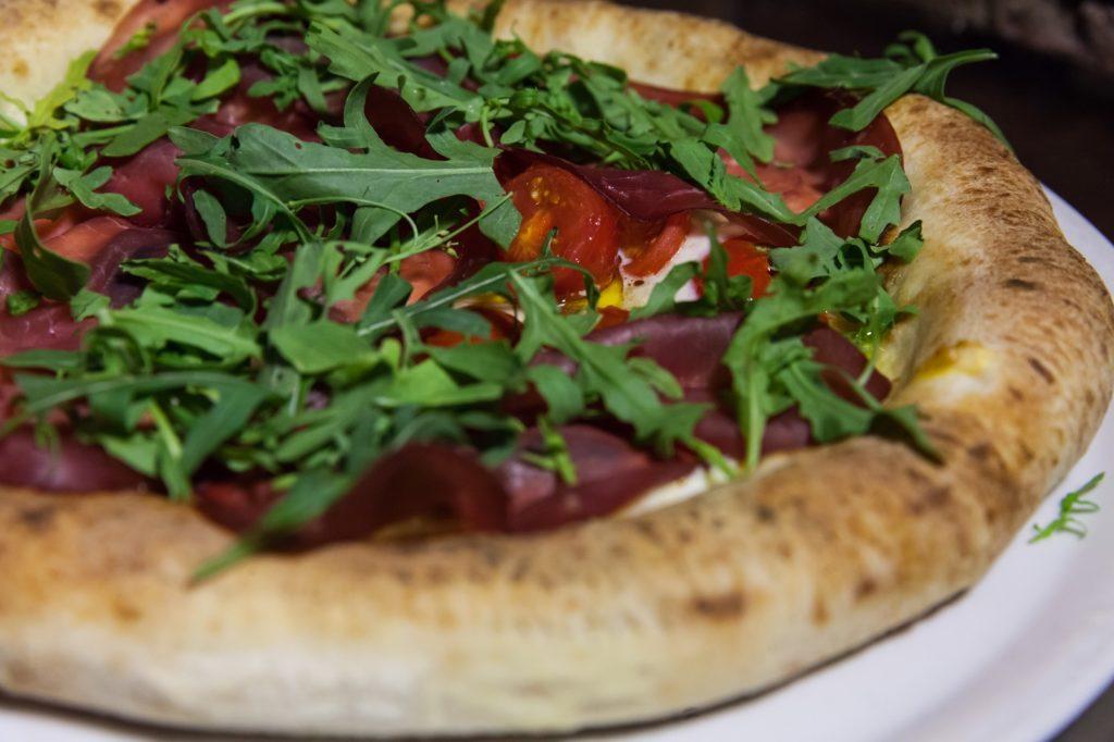 Pizzeria Fratelli Pummarò di Torino - Pizza Estiva