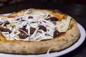 Pizzeria Fratelli Pummarò di Torino - Pizza La Norma