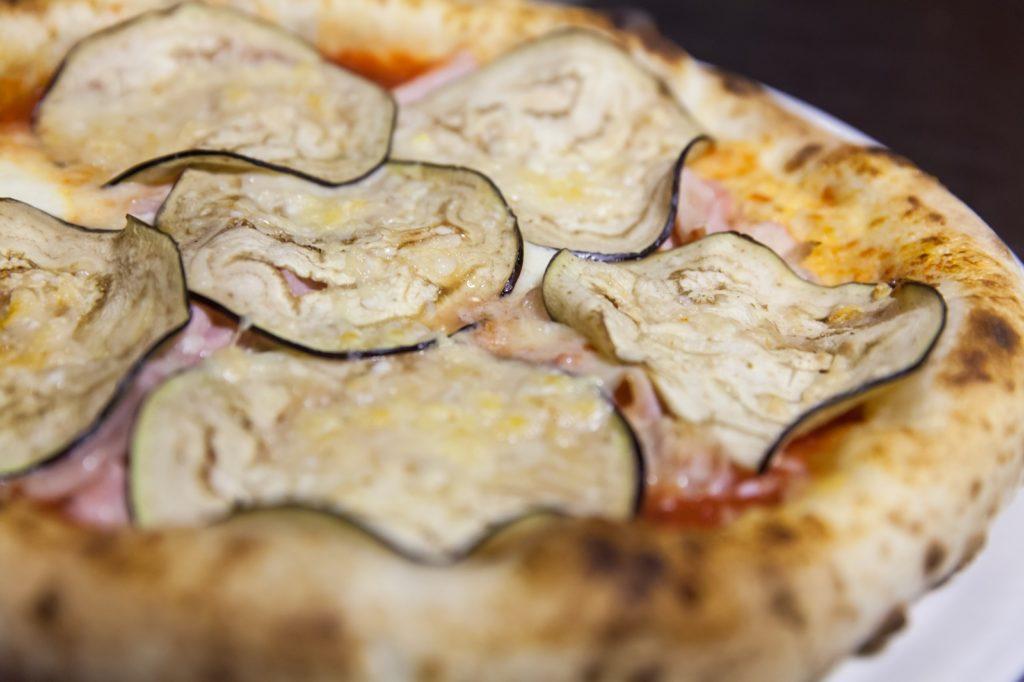 Pizzeria Fratelli Pummarò di Torino - Pizza Parmigiana
